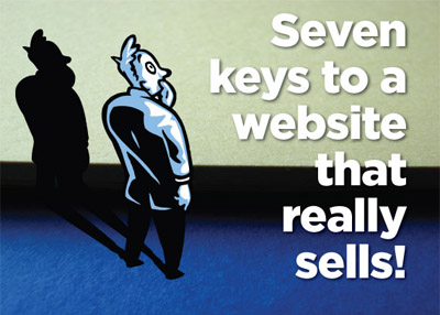 Seven Keys To Selling More